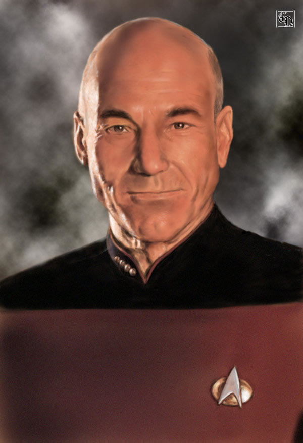 captain picard is he a good leader Picard for president: why the (other) bald captain of the enterprise is a better leader than bush.